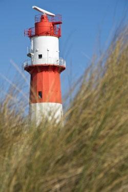 Der elektrische Leuchtturm auf Borkum