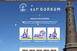 Kirche auf Borkum
